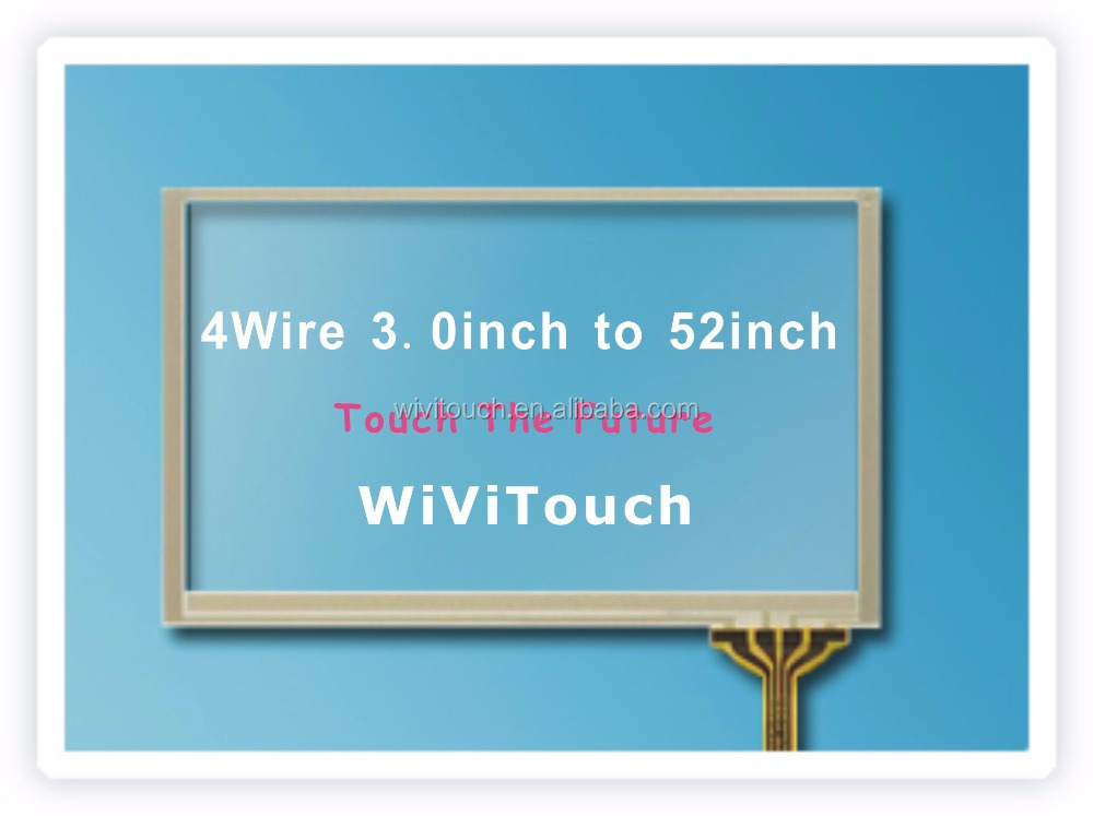 10 inch 4 Wire Resistive USB Touch Screen Panel