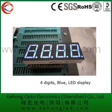 Reach Approval 4 Digits 0.56 inch White 7 Segments LED display