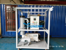 YUNENG Vacuum Pump Set Provide Fast and Complete Transformer Dry-out and Fill with Clean Dry and Hot Oil Under Vacuum