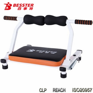 [NEW JS-066B]easy ab exercises AB trainer arm & abdominal exercise machine fitness equipment stores