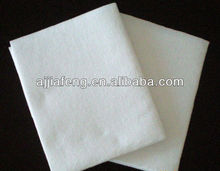 wet tissue fabric nonwoven for wipes souring pad fabric