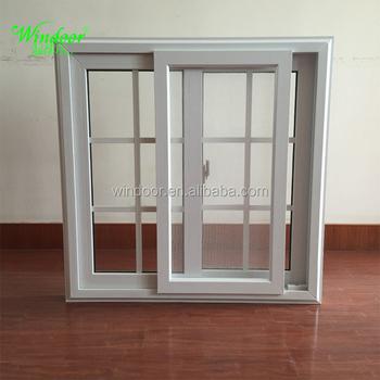 Windoor Brand Aluminum Upvc Professional Manufactory Windows And Doors Both Pvc Materials For Window Door