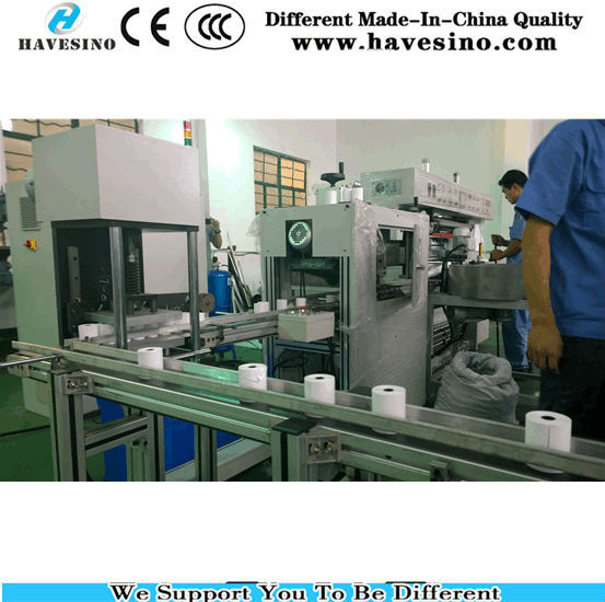 china manufacture thermal till roll slitter rewinder machinery with great price