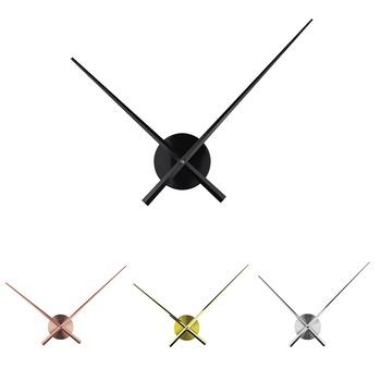 Diy Big Clock Hands For Wall Clock Mechanism With Quartz Clock Parts  Replacement - Buy Clock Hands,Clock Mechanism,Wall Clock Parts Product on