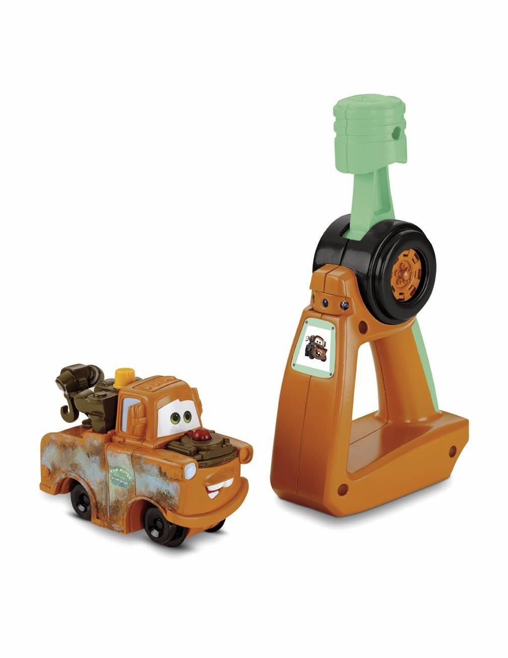 Fisher-Price Geotrax Cars Turbo Mater Rc