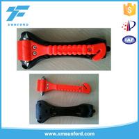 seat belt cutter hammer/safety window breaker/emergency tool kits