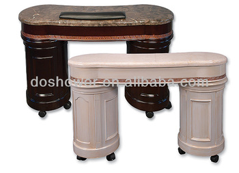Hot sale salon nail table manicure table buy manicure for Small manicure table