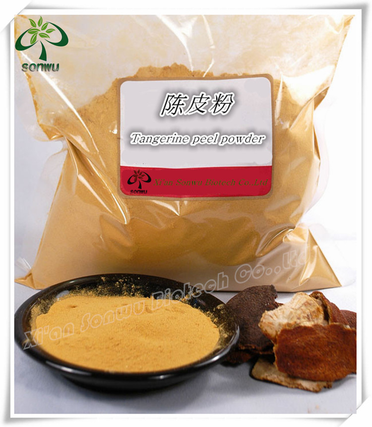Tangerine Peel Powder/chen Pi Powder