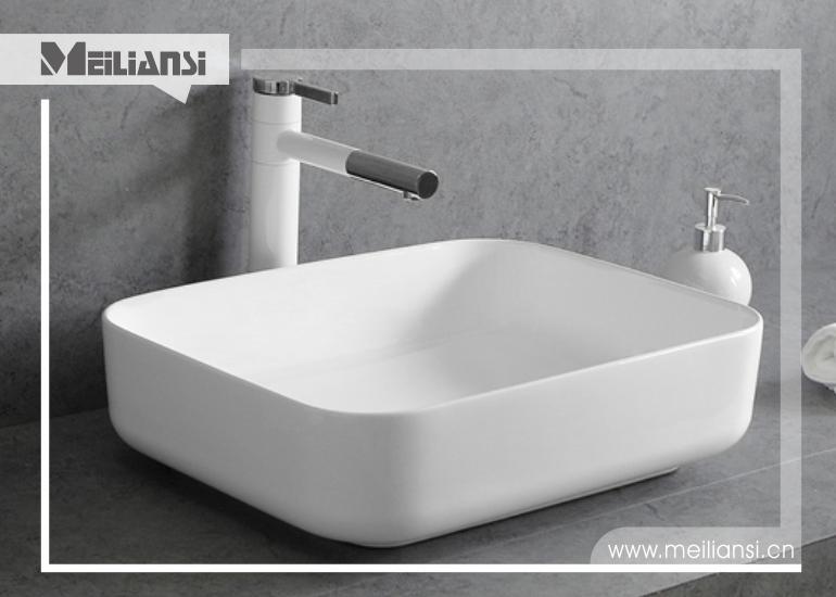 Westerse luxe ronde vorm keramische sanitair badkamer plastic