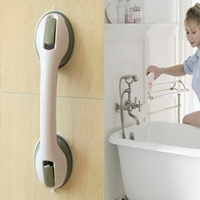 Safety Helping Handle Anti Slip Support Toilet bathroom safe Grab Bar Handle Vacuum Suction Cup Handrail Grip Keep Balance