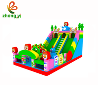 Hot Sale Commercial Inflatable Bouncer Jumping Castle House