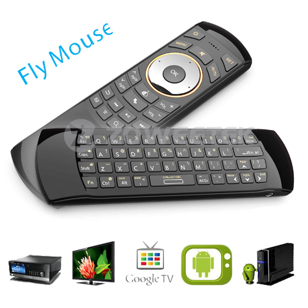 Rii I25 Mini Wireless Nordic Keyboard Air Mouse With Ir Remote ...