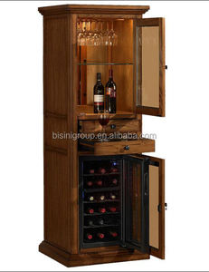Wood Wine Cooler Cabinet Supplieranufacturers At Alibaba