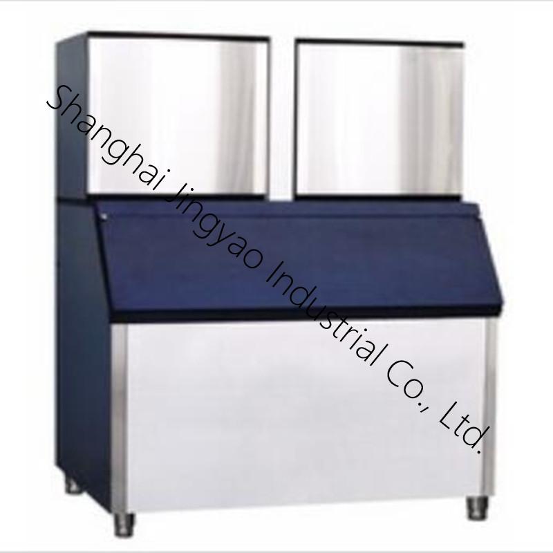 Heißer Verkauf Beliebtesten Elektronische Große Kommerziellen Kühlschrank  Cube Eismaschine