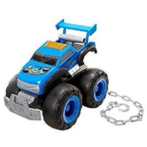 Max Tow Truck  87261-COM-P Max Tow Truck - Turbo Speed Blue Truck Vehicle