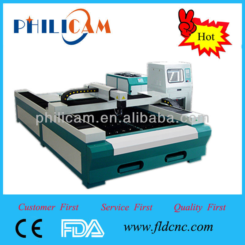 PHILICAM High-power YAG 500W cnc laser cutting steel machine