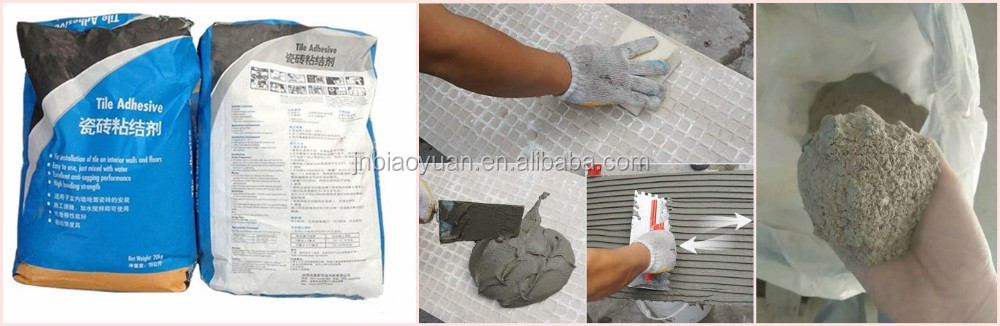 Fast Drying Tile Cement Adhesive On Wall Tile Ceramic Glue Chemical - Fast drying tile adhesive