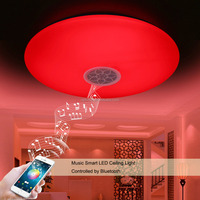 High Quality SMD Ac100-240V round Led ceiling lamp,surface mounted dimmable led ceiling light View larger image High Quali