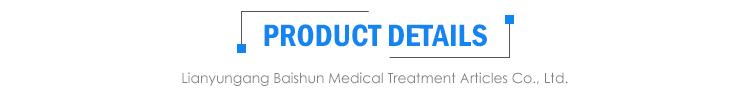 CE ISO Approuvé Chirurgical Dentaire De Rouleau de Coton Dentaire Absorbant