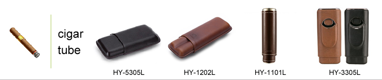 high quality made in china cheap metal cigar tube cigar gift