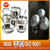 Factory Supply Aluminium Disc 1050 for Cooking Materials