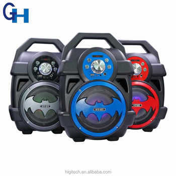 07b20a81f59 Hy-01 Big Bass Bluetooth Speaker Batman Wireless Subwoofer Speakers ...