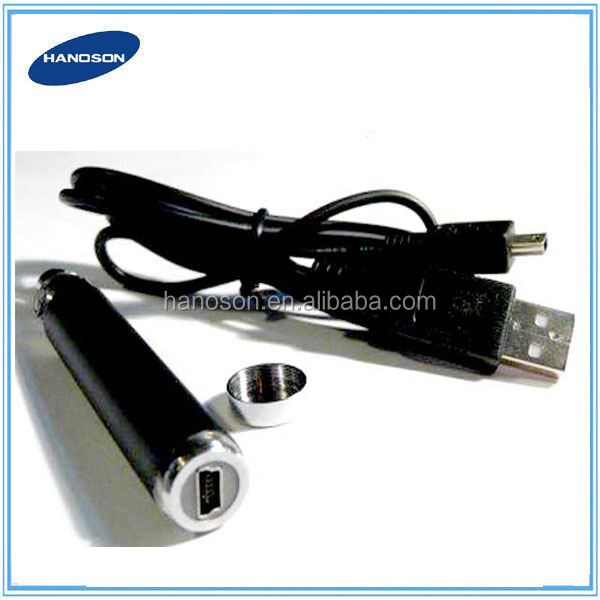 Usb passthru battery Factory wholesale Sigarette elettroniche for ego u/k/d embossed 650/1100mah usb passthrough battery