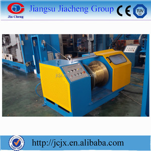 China EDM brass wire drawing machine