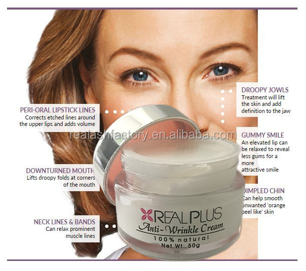 2017 most popular facial cream anti aging skin face wrinkle creme ca with CE&ISO