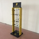 retail store fashion floor accessories display stand,mobile phone accessories display rack,cell phone accessory display