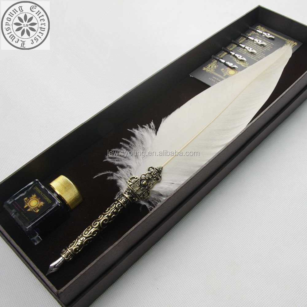Quill Feather Pen Knowledge