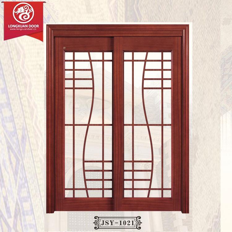 madera de de puertas de vidrio forjado puertas de vidrio para cuarto de bao with puertas madera y vidrio
