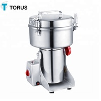 3500g big capacity electric dry grain grinder machine for Herb