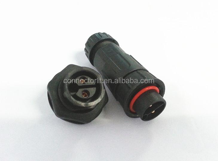 Front Mount Female Receptacle Male Plug Twist Lock