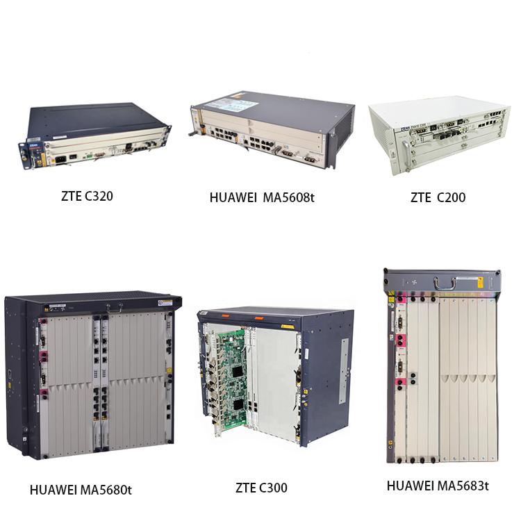 Original FTTH C320 ZTE OLT Optical Fiber Optic GEPON 10G EPON GPON ZTE OLT ZXA10 C320