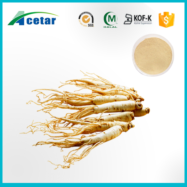 Best selling of 6 year korean red ginseng extract panax gold