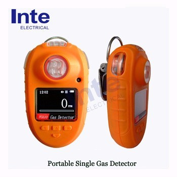 Personal usage portable infrared gas detector for carbon dioxide gas CO2 monitor