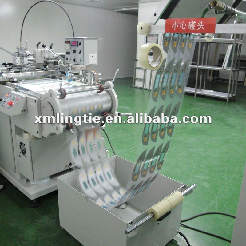 Auto Heat transfer silk screen printing machines made in Xiame