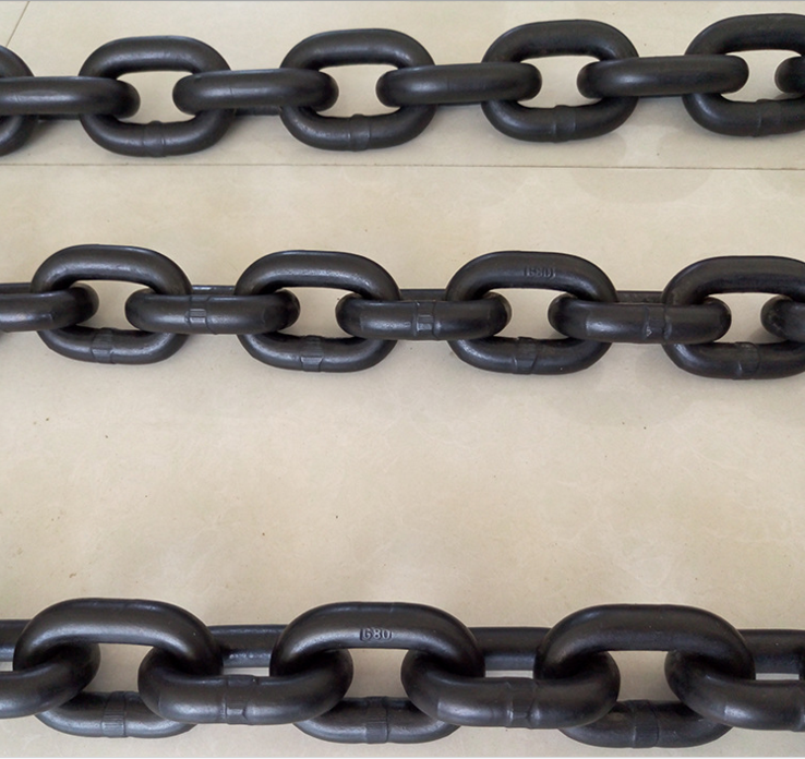Lifting chain G80 safety heavy duty lifting chain