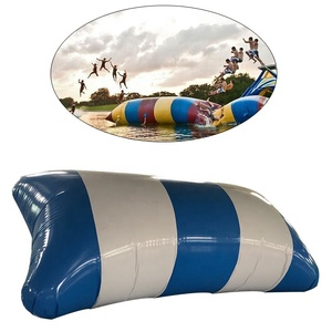 Crazy Heavy-duty PVC Inflatable Zone Blob Jump or Water Bag for Sale