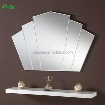 Contemporary Design Beveled-mirror Frame Decorative Wall Mirrors ...