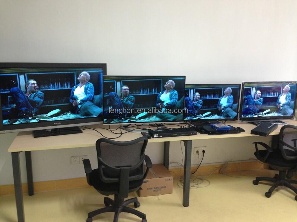 Cctv Camera Dvd Dvr Bnc S-video To Vga Pc Computer Monitor Converter  Adapter Box - Buy Tv Cctv Dvd Av Composite Rca S-video To Vga Monitor Pc  Video