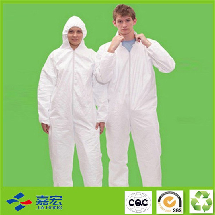 50g Disposable Colored PP protective body suit