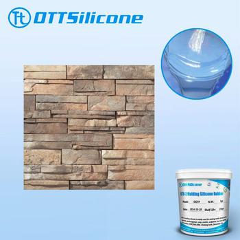 Culture Stone Mold Making Liquid Rubber Silicone For Decorative Stone  Ott-j830 - Buy Liquid Rubber Silicone,Mold Making Liquid Rubber  Silicone,Culture