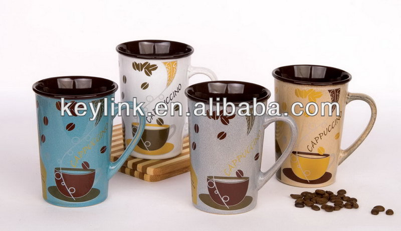 Top quality hot-sale snoopy promotional mug
