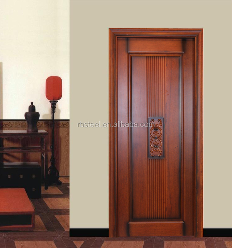 Chinese High Quality Manufacture Wood Door Design In Pakistan