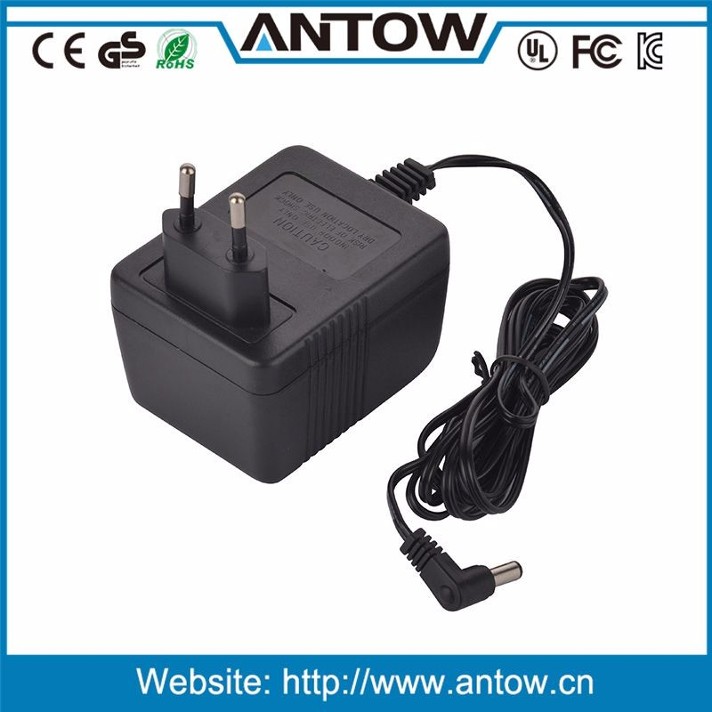 Low ripple and steady output voltage 6v 300ma dc adaptor