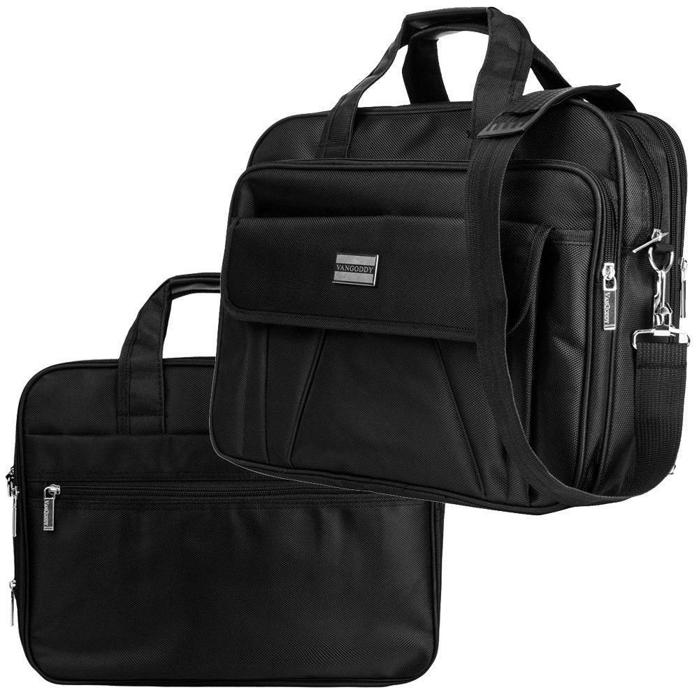 "Vangoddy 15.6"" Oxford Bag Briefcase for HP 15t Touch / Envy 15t / Pavilion 15 / EliteBook 840 G2 / 850 G2 / 755 G3 / ProBook 645 G1 / 255 G4 / 250 G4 Notebooks Series 14"" 15.6"" Laptop"