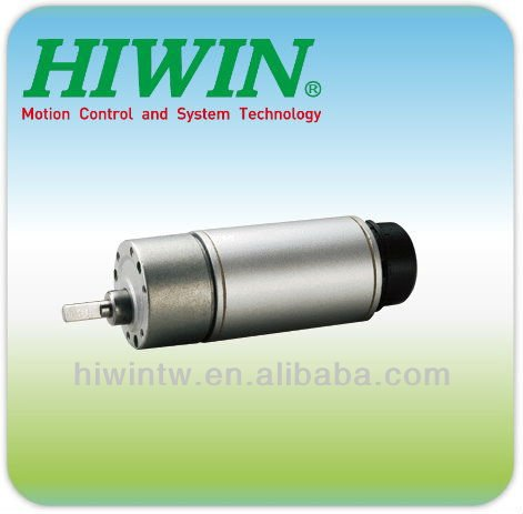 Small volume 12v dc motor (Hiwin AM6)