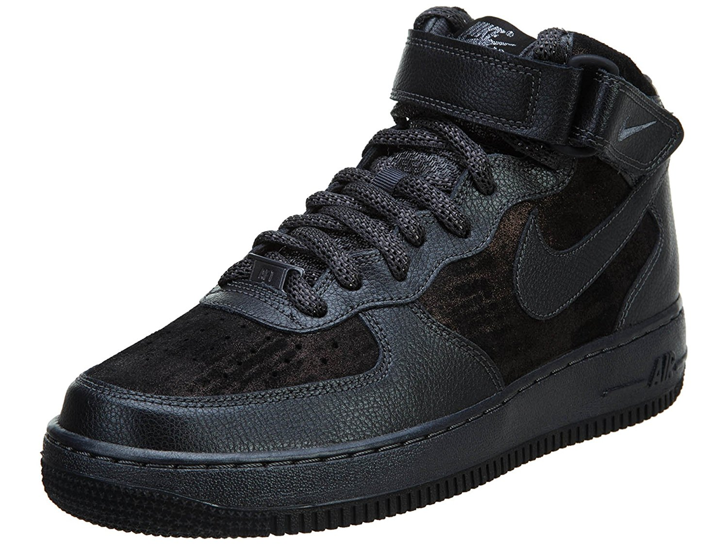 Get Quotations · Nike Air Force 1  07 Mid Prm Mens Style  805292-001 Size  c02fa145b